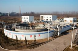 铜山利国清源污水处理厂